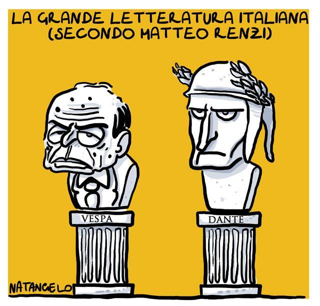 La vignetta del giorno: I grandi classici