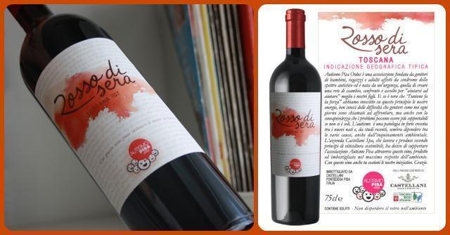 Vino Rosso di Sera