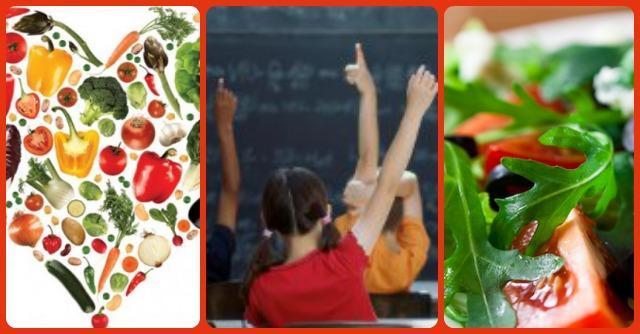 Alimentazione sana: con i bambini vince la convivialità