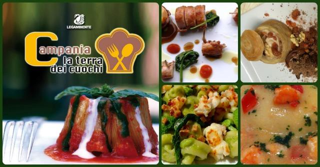 """""""Campania, la Terra dei Cuochi"""": le ricette degli chef in un ebook gratuito"""