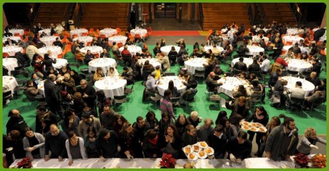Capodanno 2014, quando il cenone è solidale: le iniziative da Verona a Bari