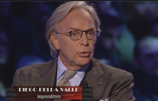 """Servizio Pubblico, Della Valle: """"Napolitano, dove vuole portarci?"""""""