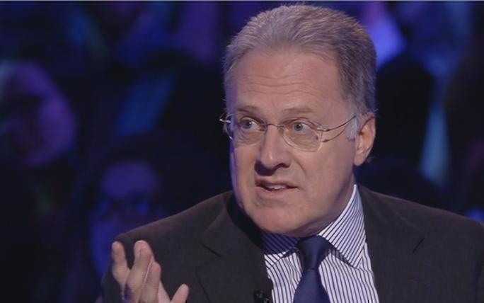 """Servizio Pubblico, Sorgi difende Napolitano: """"E' contro i partiti inconcludenti"""""""