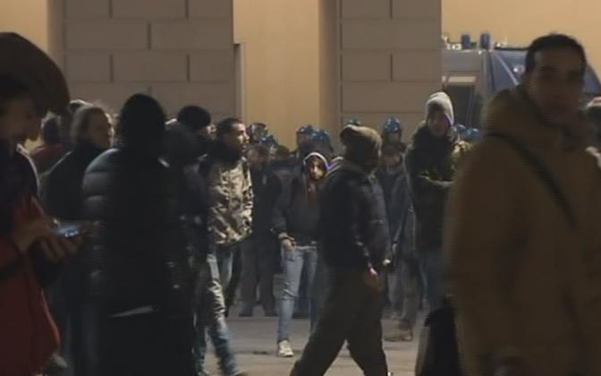 Servizio Pubblico, la protesta dei Forconi a Torino
