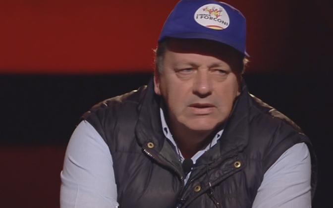 """Servizio Pubblico, Ferro, leader Forconi: """"Brunetta, vi dovete vergognare"""""""