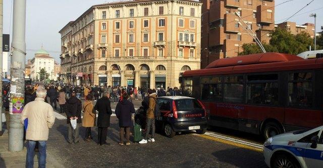 Manifestazione Forconi Bologna