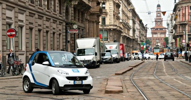 Enjoy Eni Car Sharing Napoli