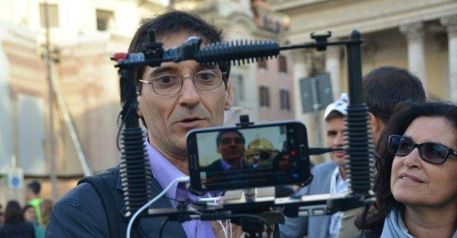 "Tv, il canale a 5 Stelle di Salvo Mandarà: ""Soldi dal basso e informazione libera"""