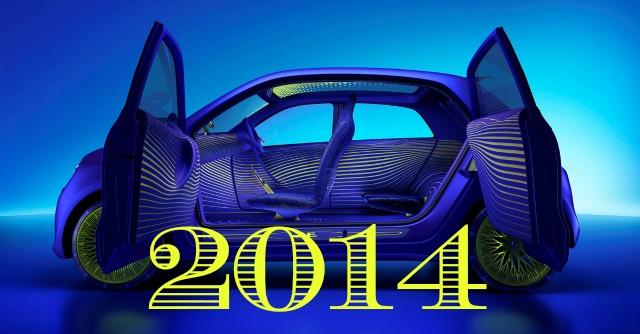 Novità 2014: dalla Smart all'X4, le venti auto da non perdere nel nuovo anno