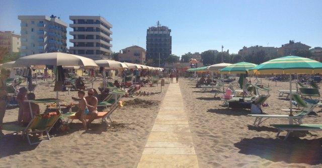 Spiagge della Romagna