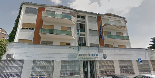 Il commissariato Flaminio Nuovo di Roma. La Prefettura non paga l'affitto da anni e la proprietà ha chiesto lo sfratto esecutivo che è fissato al 31 dicembre