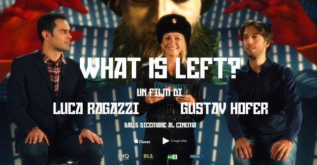 """""""What is left?"""", un documentario racconta cosa è rimasto della sinistra in Italia"""