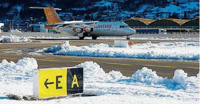 Aeroporti & Sprechi – Aosta, spesi 30 milioni per una struttura ora abbandonata