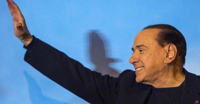 """Elezioni europee, Berlusconi: """"Election day il 25 maggio e io capolista ovunque"""""""
