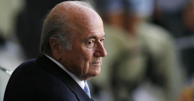 Blatter non molla la poltrona Fifa: candidato per quinto mandato consecutivo