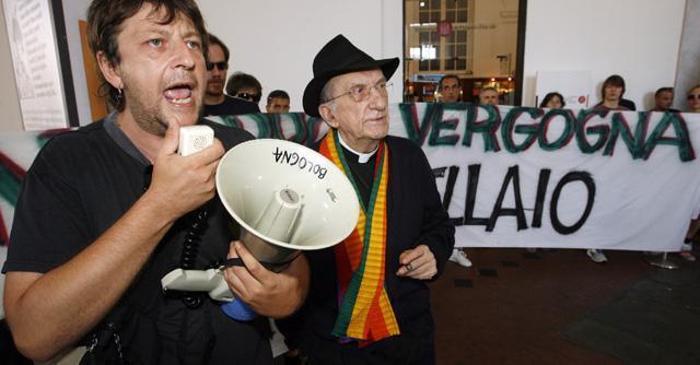 """Sciopero Forconi, Casarini: """"Un pericoloso blocco sociale di estrema destra"""""""