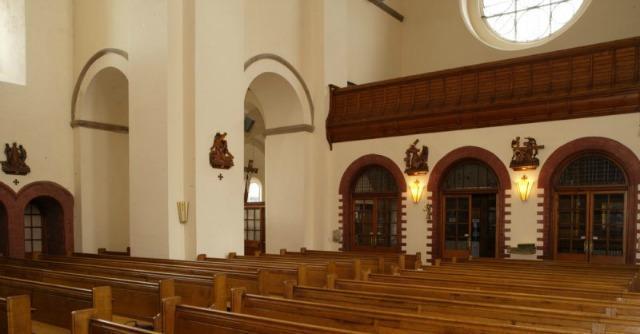 chiesa scozia