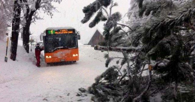 Maltempo, Cortina senza elettricità. La Liguria chiede stato di emergenza