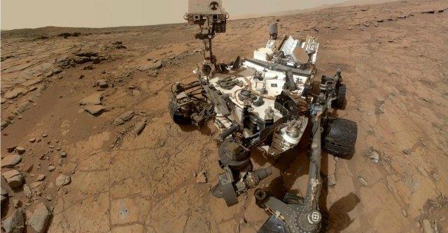 """""""Marte è stato un pianeta ospitale per la vita"""". Su Science le scoperte di Curiosity"""