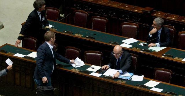 Camera - finanziamento pubblico partiti