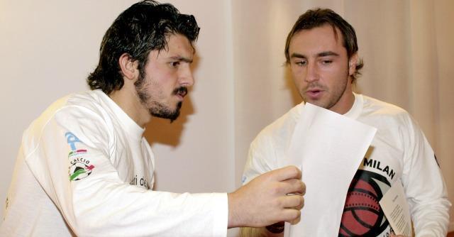 Gattuso e Brocchi