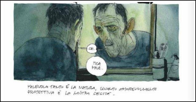 """""""Unastoria"""", il fumetto di Gipi. L'autore: """"E' il mio certificato di pacificazione"""""""