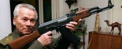 """Morto Kalashnikov, inventore dell'AK-47  """"Le vittime? Tutta colpa dei politici"""""""