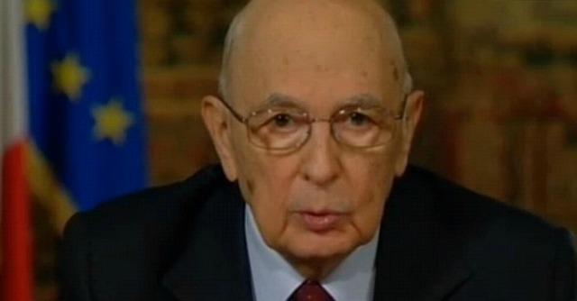 """Napolitano, discorso di fine anno: """"2013 tra gli anni più pesanti della Repubblica"""""""