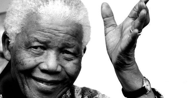 Ritratto di Nelson Mandela