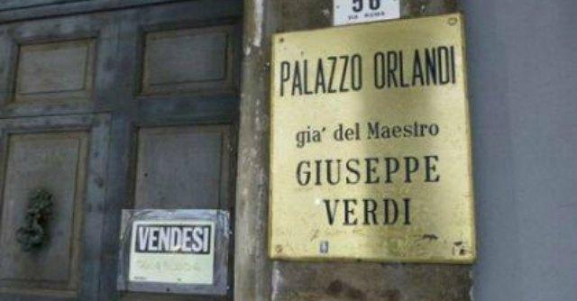 La Siae acquista la casa di Giuseppe Verdi a Busseto. Sarà una scuola di musica
