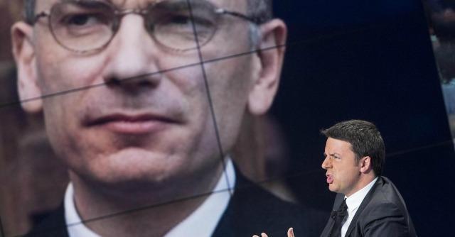 Governo, ecco il patto Renzi-Letta. Che aiuterebbe Alfano a liberarsi di Berlusconi