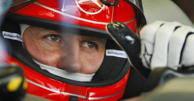 Michael Schumacher, società di elicotteri svizzeri dietro furto della cartella medica