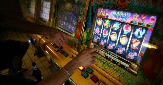 Prelievo slot machine