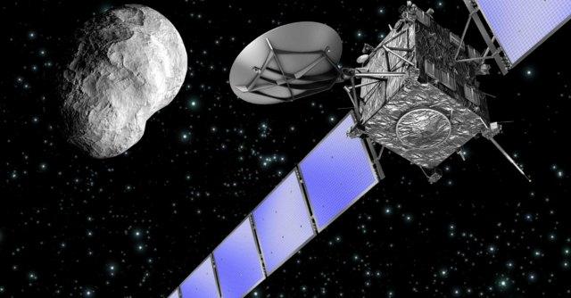La sonda Rosetta si è risvegliata e ora si prepara ad atterrare su una cometa