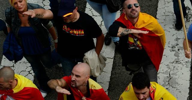 Indipendenza catalana, in Spagna sempre più rischi di uno scontro degenerato