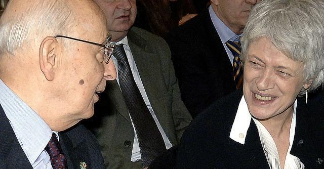 Napolitano e Barbara Spinelli