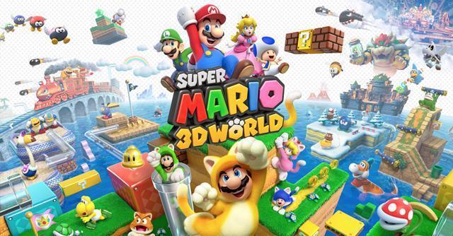 Super Mario 3D World, ora l'idraulico più famoso del mondo saltella su Wii U