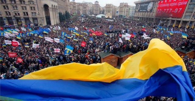 Protesta Ucraina