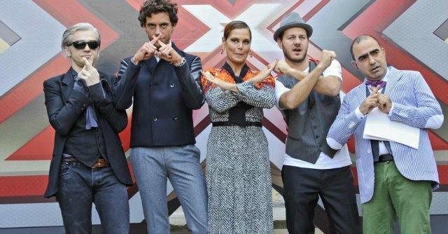 x factor 2013 - cast