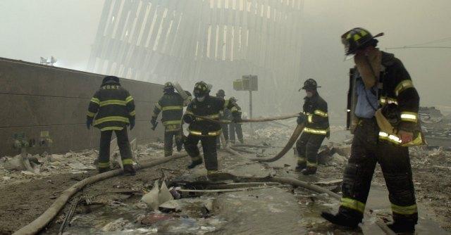 """Usa, soccorritori dell'11 settembre accusati di frode. """"Finsero stress post trauma"""""""
