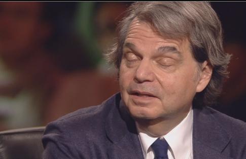 """Servizio Pubblico, Brunetta: """"Saccomanni? Uomo sbagliato al posto sbagliato"""""""