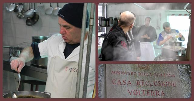 Volterra, i detenuti fanno gli chef per le 'Cene Galeotte'