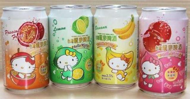 Birra Hello Kitty