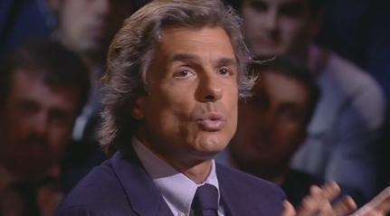 """Servizio Pubblico, Marchini: """"Mio figlio ha votato M5S"""""""