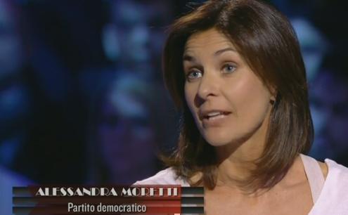 """Servizio Pubblico, Moretti: """"B. non più credibile, ma con Forza Italia bisogna parlarci"""""""