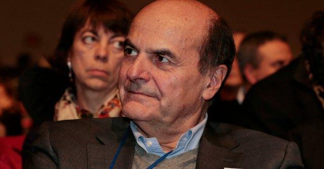 """Quote rosa, Bersani: """"Questione di civiltà"""". E attacca Renzi: """"Fa movida"""""""