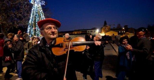 In Romagna si festeggia il capodanno russo: Rimini come San Pietroburgo
