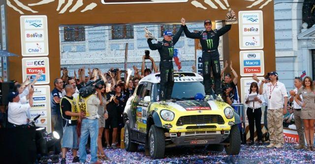 Dakar 2014 vincitori