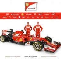 Presentazione della nuova Ferrari F14-T