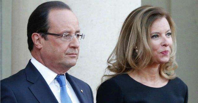 Tradimento di Hollande, riesplode il caso. La première dame ricoverata